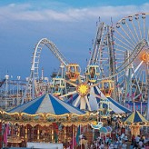 Wildwood New Jersey plus the Pennslyvania Amish Lands May 31- June 6,  2015