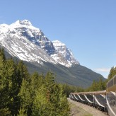 Canadian Rockies by Train – October 19-27, 2015