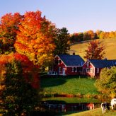 Colors of New England October 10-17, 2017