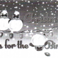 Cornwells – Christmas is for the Birds – November 13, 2020