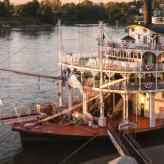 Steam Boating on the American Queen   April 3 -12, 2022